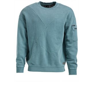 Khujo TANGENT Sweatshirt Herren graublau