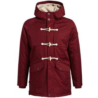 Winterjacken für Herren von Khujo in rot im Online Shop von