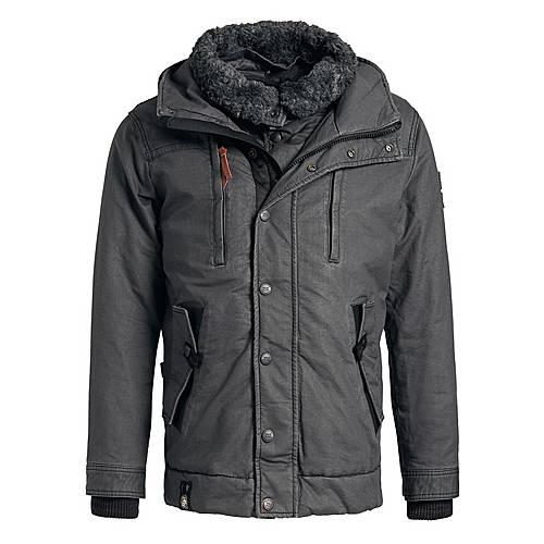 im Online Herren von SETURN Shop kaufen Winterjacke Khujo dunkelgrau SportScheck kiOTXPZu