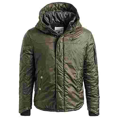 Khujo CLAS Winterjacke Herren oliv im Online Shop von SportScheck kaufen