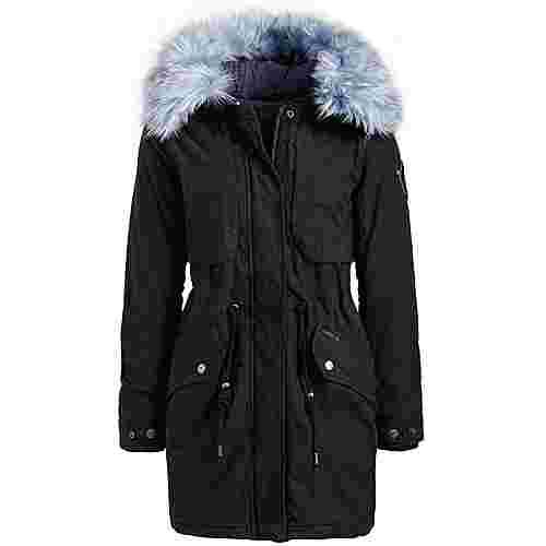 Khujo UMARA2 SOLID PADDED Winterjacke Damen dunkelblau