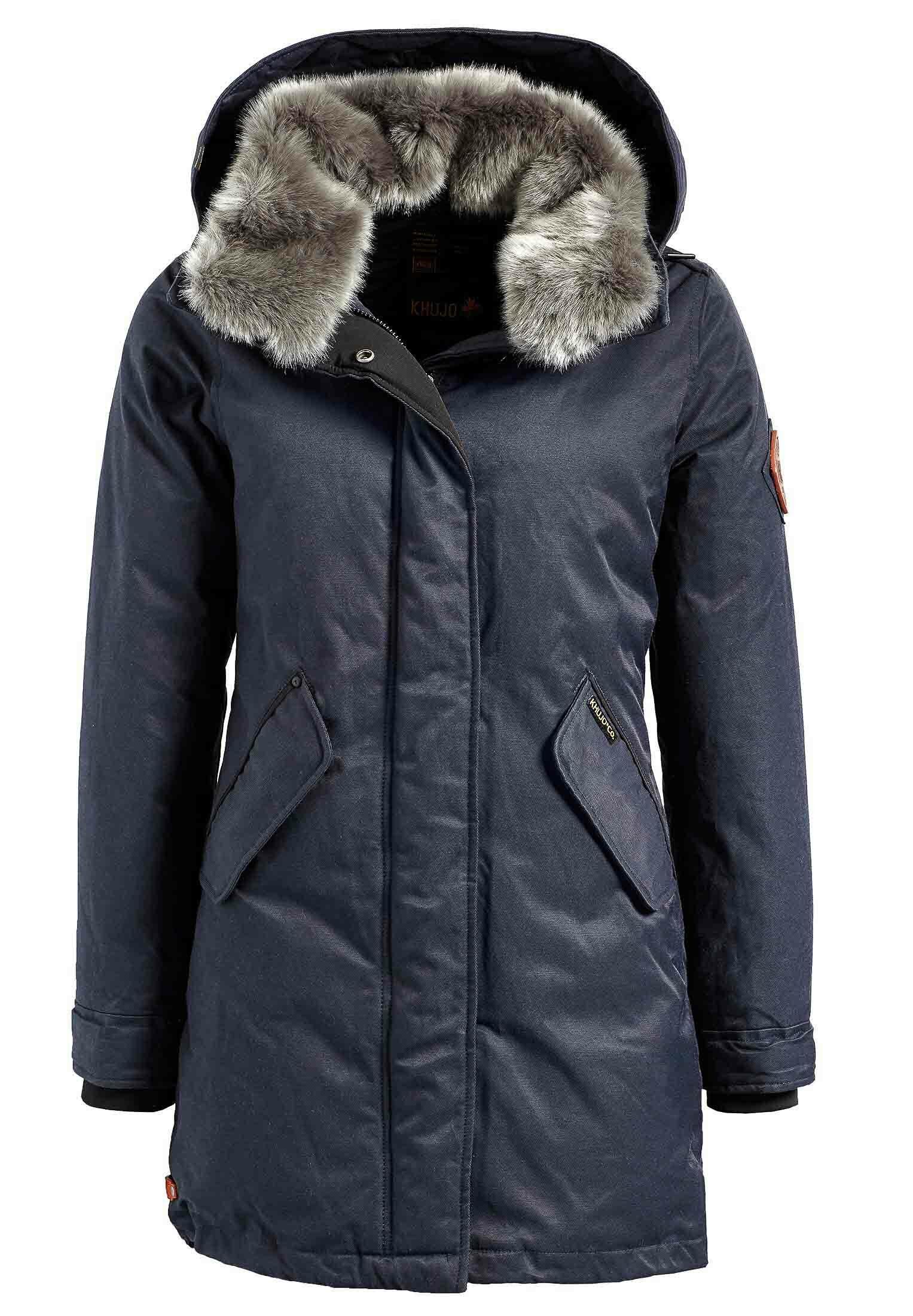 Damen Sportscheck Online Shop Khujo Von Winterjacke Im wPOk80n