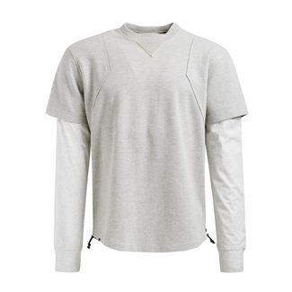 Khujo TABU Sweatshirt Herren grau