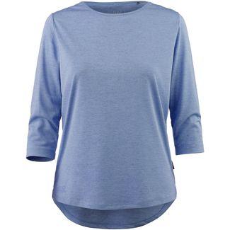 Jack Wolfskin JWP T Funktionsshirt Damen shirt blue