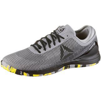 Reebok Crossfit Nano 8.0 Fitnessschuhe Herren shark-grey-black-yellow