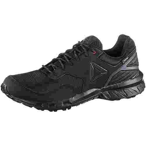 Reebok Ridgerider Trail 4.0 GTX® Walkingschuhe Herren black-true grey-red