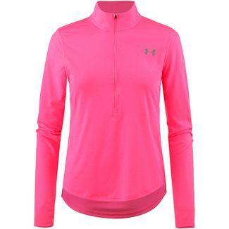 Under Armour Streaker Laufshirt Damen pink