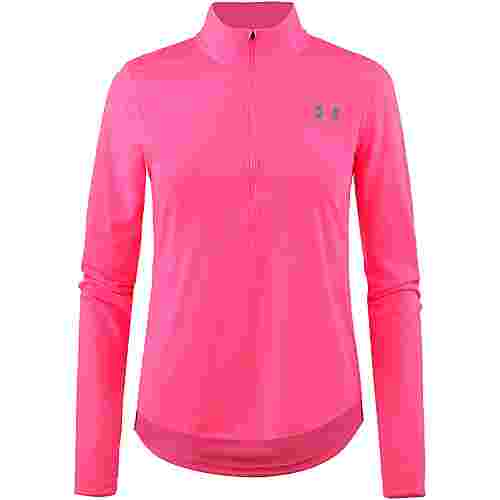 Under Armour Streaker Funktionsshirt Damen pink