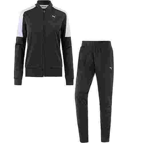 PUMA Trainingsanzug Damen puma black