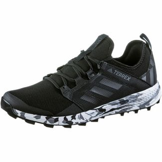 adidas Agravic Speed+ Trailrunning Schuhe Herren core black-nondye-carbon