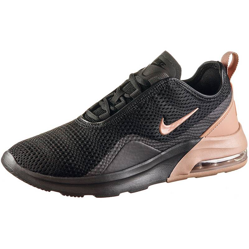reputable site 67bf2 2b3ac Nike Air Max Motion 2 Sneaker Damen black-rose gold-thunder grey