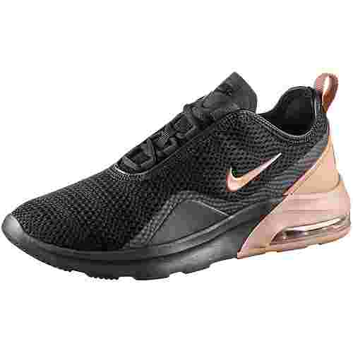 nike air max motion 2 sneaker damen black rose gold. Black Bedroom Furniture Sets. Home Design Ideas
