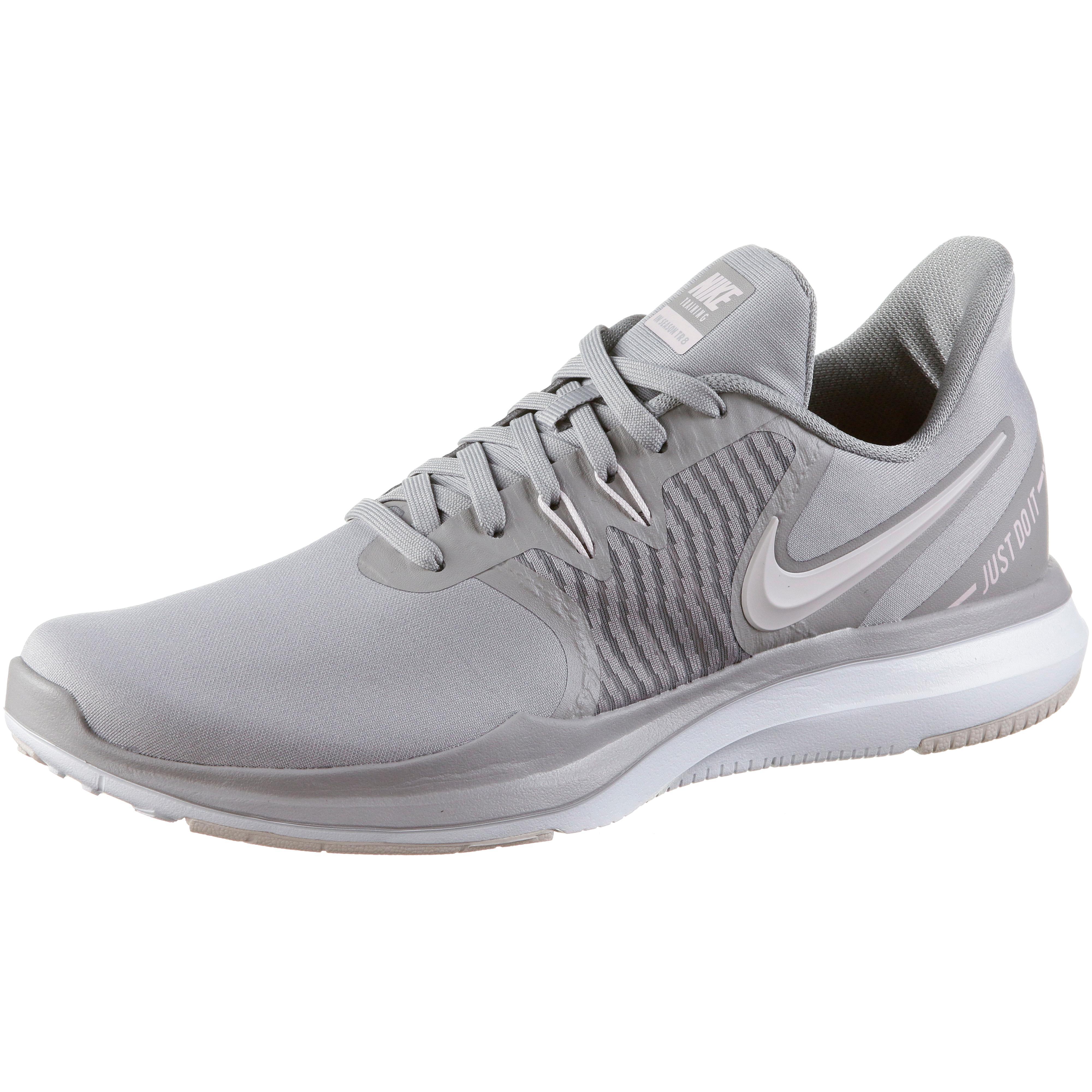 Nike In-Season TR 8 Fitnessschuhe Damen atmosphere grau-barely Rosa im Online Shop von SportScheck kaufen Gute Qualität beliebte Schuhe