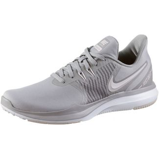 Nike In-Season TR 8 Fitnessschuhe Damen atmosphere grey-barely rose