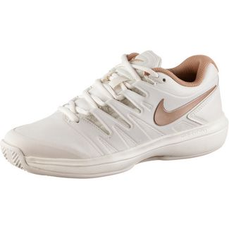 Nike W AIR ZOOM PRESTIGE CLY Tennisschuhe Damen phantom-mtlc red bronze