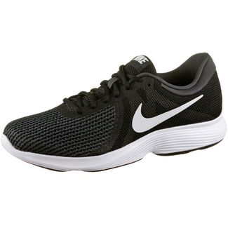 new styles 0e1fb e934e Nike REVOLUTION 4 EU Laufschuhe Herren black-white-anthracite