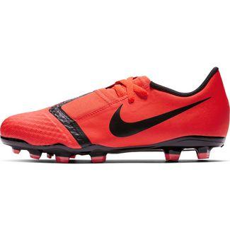 Nike JR PHANTOM VENOM ACADEMY FG Fußballschuhe Kinder brt crimson-black-brt crimson-mtlc silver