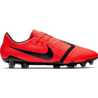 Nike PHANTOM VENOM PRO FG Fußballschuhe brt crimson-black-brt crimson-mtlc silver