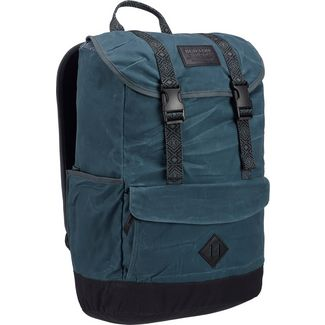 Burton Rucksack Outing Daypack dark slate waxed canvas