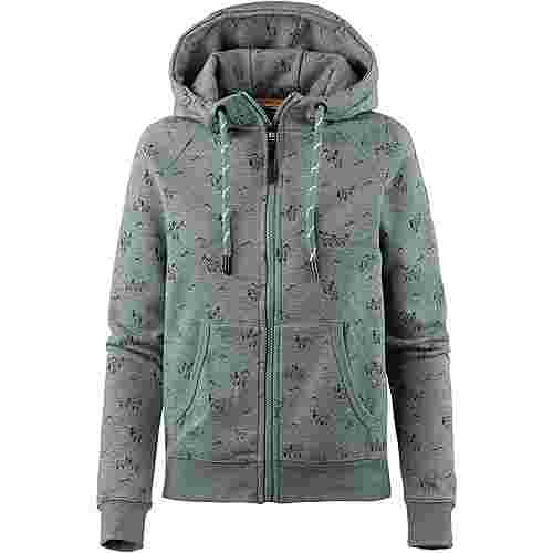 Only onlIrina Sweatjacke Damen balsam green