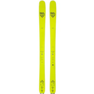 Black Crows Orb Freebird Freeride Ski yellow