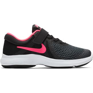 wholesale dealer 1ba93 b74af Nike Revolution Laufschuhe Kinder black-racer-pink-white