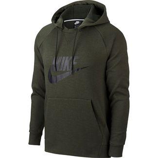 Nike NSW OPTIC Hoodie Herren sequoia-htr