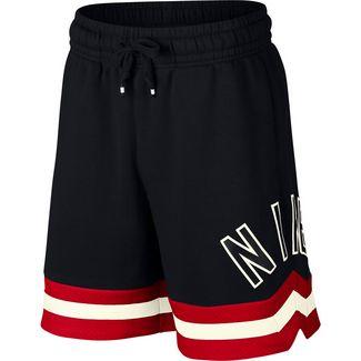 Nike NSW NIKE AIR Shorts Herren black-university red-sail