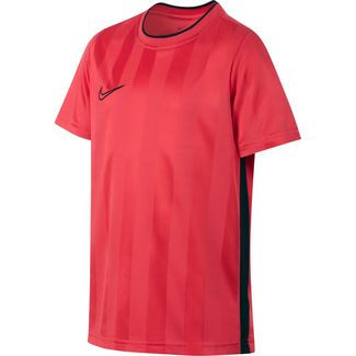 Nike Academy Funktionsshirt Kinder ember glow-black-black