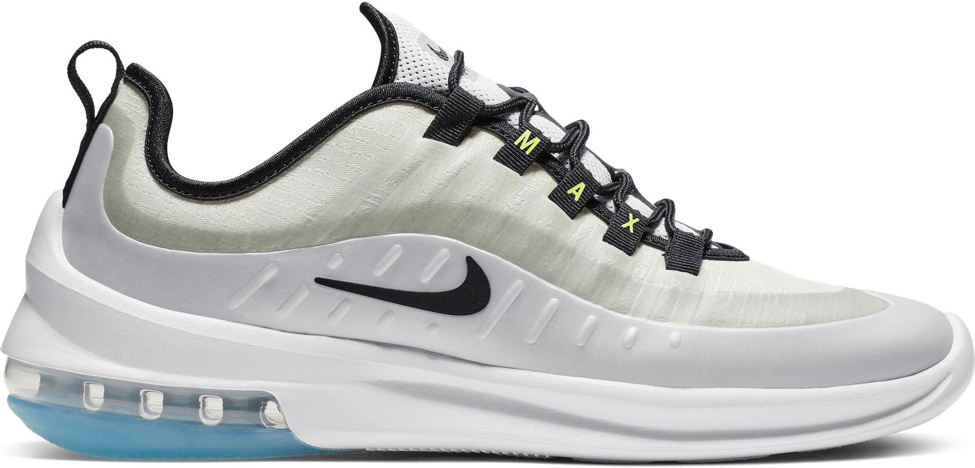 Nike Air Max Axis PREM Sneaker Herren white black aluminum