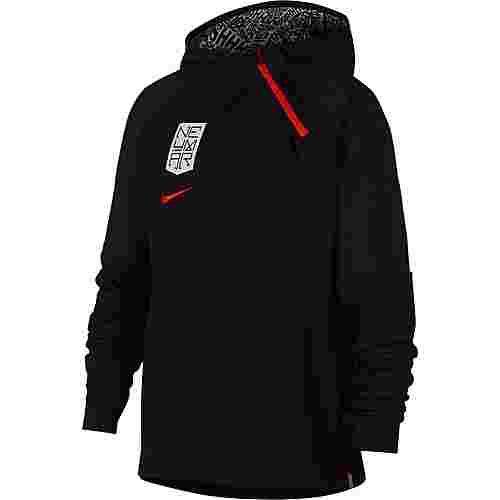 Nike Neymar Hoodie Herren black-challenge red-challenge