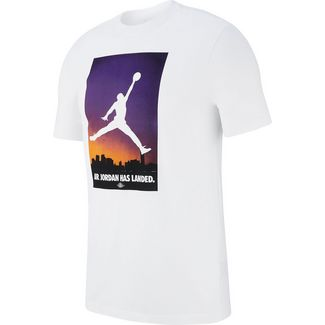 Nike Jordan 23 T-Shirt Herren white-rose gold