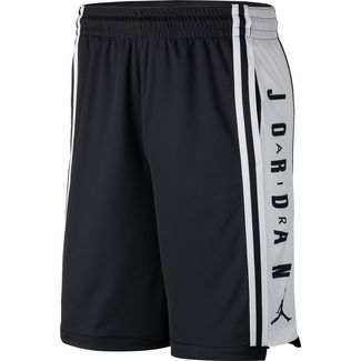 Nike Shorts Herren black-white-black