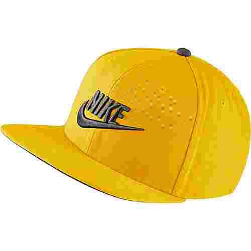 Nike NSW Futura Cap amarillo-black-black