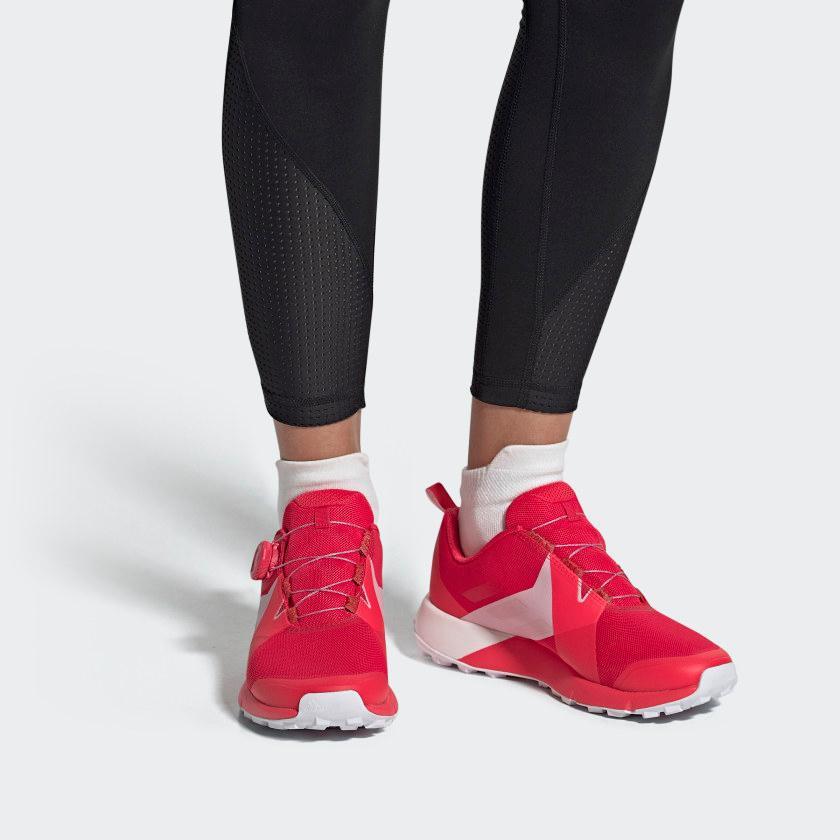 Adidas Wanderschuhe Damen Active Rosa   Shock rot   Ftwr Weiß im Online Shop von SportScheck kaufen Gute Qualität beliebte Schuhe