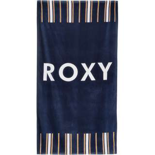 Roxy Hazy Mix Badetuch Damen medieval blue macy stripe