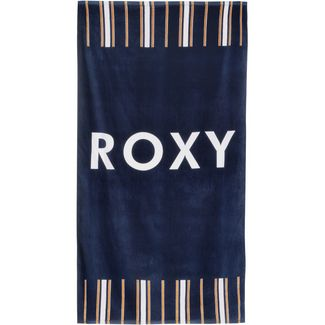 Roxy Hazy Mix Strandtuch Damen medieval blue macy stripe