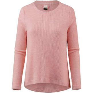 Roxy Langarmshirt Damen brandied apricot heather