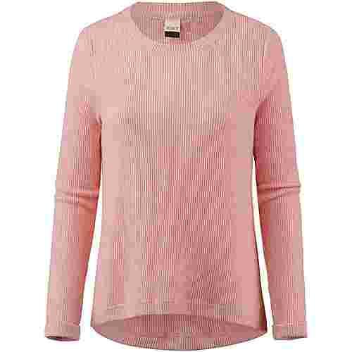 Roxy Langarmshirt Damen brandied apricot heather