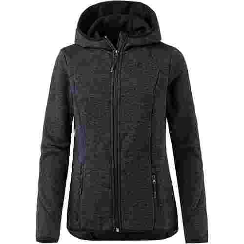 OCK Strickfleece Damen navy