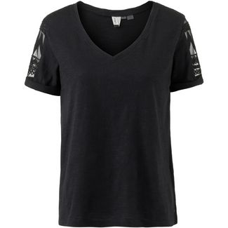 Roxy T-Shirt Damen true black