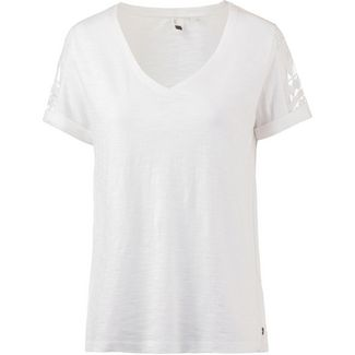 Roxy T-Shirt Damen marshmallow