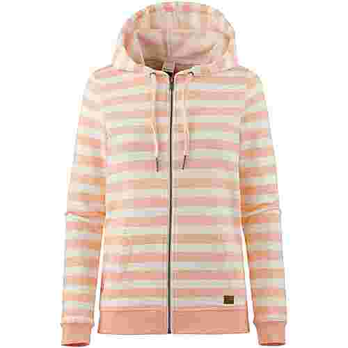 Roxy Sweatjacke Damen salmon