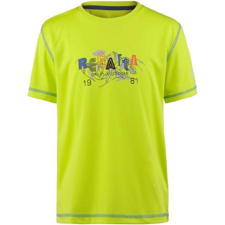 Regatta Alvarado IV Funktionsshirt Mädchen Funktionsshirts 116 Normal   05057538345559