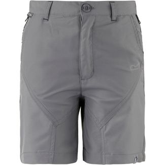 Regatta Sorcer Mountain Shorts Funktionsshorts Kinder Rock Grey