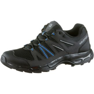 Salomon Redwood 3 Wanderschuhe Herren black-phantom-skydiver