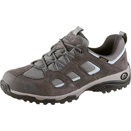 Jack Wolfskin Vojo Hike 2 Texapore Low Wanderschuhe Damen tarmac grey im Online Shop von SportScheck kaufen