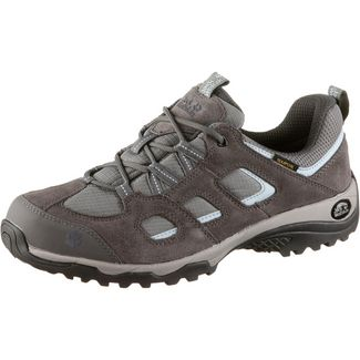 Jack Wolfskin Vojo Hike 2 Texapore Low Multifunktionsschuhe Damen tarmac grey