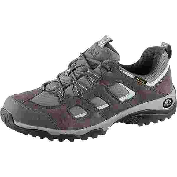 Jack Wolfskin Vojo Hike 2 Texapore Low Wanderschuhe Damen tarmac grey