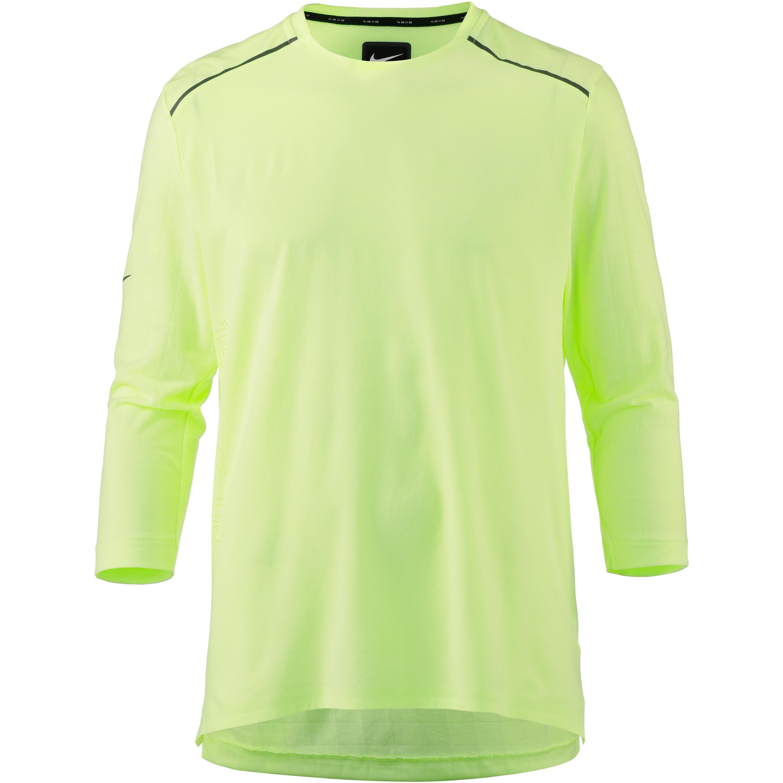 Nike Rise Laufshirt Herren